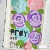 Creative Worship: Print Blocks Alpha Clear Stamp Set