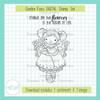 Garden Fairy DIGITAL Stamp Set