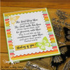 Begin Again Clear Stamp Set