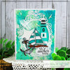 Peace Be Still Clear Stamp Set