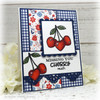 July Stamp of the Month: Summer Fruits Clear Stamp Set