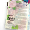 Creative Worship: Grace Upon Grace Clear Stamp Set