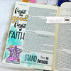 Creative Worship: The Lord's Battle Clear Stamp Set