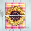 Like a Sunflower Clear Stamp Set
