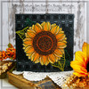 Like a Sunflower Clear Stamp Set