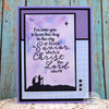 Scene Silhouettes: Jesus is Born Clear Stamp Set