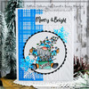 Christmas Gnomes Clear Stamp Set