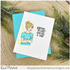 A Little Snarky Clear Stamp Set