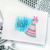 Make a Wish Clear Stamp Set