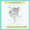 GG: Dance DIGITAL Stamp