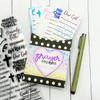 Creative Worship: Prayer Time Clear Stamp Set