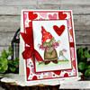 Miss You Gnome DIGITAL Stamp