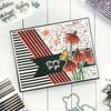 Background Builders: Stripes Clear Stamp Set