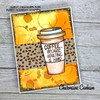 Texture Tiles 9 Clear Stamp Set