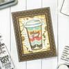 Coffee Talk 2 Clear Stamp Set