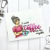 Coffee Word Die