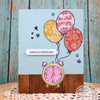 Texture Tiles 10 Clear Stamp Set