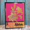 Creative Worship: Alleluia Lilies Clear Stamp Set