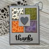 Texture Tiles 11 Clear Stamp Set