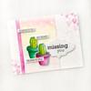 Grunge Elements 3 Clear Stamp Set