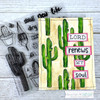 Creative Worship: Thirsty Soul Clear Stamp Set