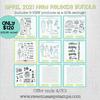 April 2021 New Release Bundle