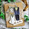 Mr. & Mrs. Stamp & Die Bundle