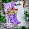 Cute Boots DIGITAL Stamp Set