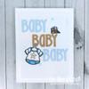 Oh Baby Stamp & Die Bundle