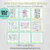 June 2021 New Release Bundle