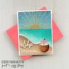 Summer Vibes Stamp & Die Bundle