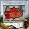 Primitive Santa Digital Stamp