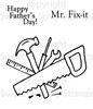 Mr. Fix-it Digital Stamp