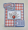 Bowling Strike Digital Stamp