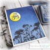 Nature Silhouettes Clear Stamp Set