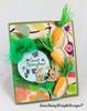 Jelly Bean's Easter Egg Digital Stamp