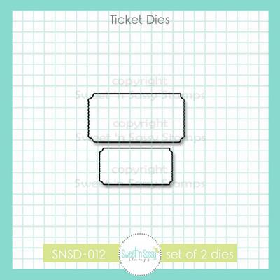 Ticket Dies