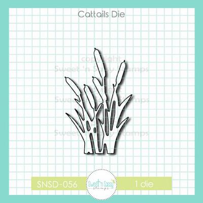 Cattails Die