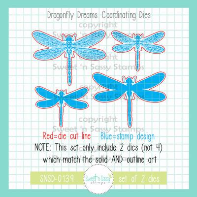 Dragonfly Dreams Die Set