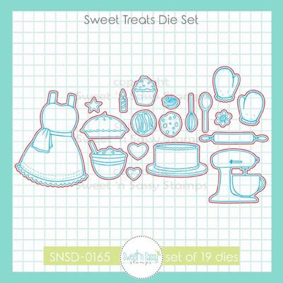 Sweet Treats Die Set