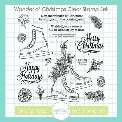 Wonder of Christmas Clear Stamp Set