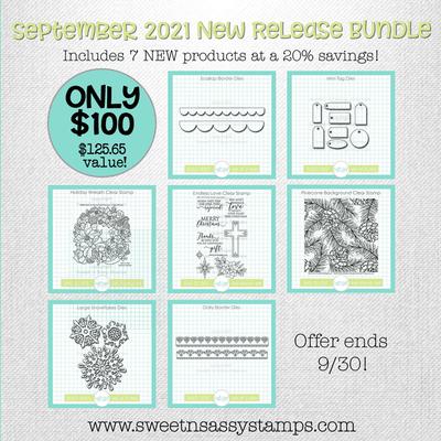 September 2021 New Release Bundle