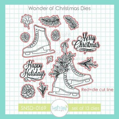 Wonder of Christmas Die Set