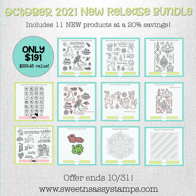 October 2021 New Release Bundle