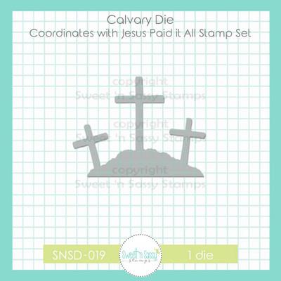 Calvary Die