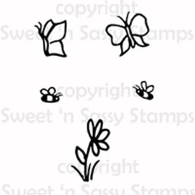 Spring Add-ons Digital Stamp