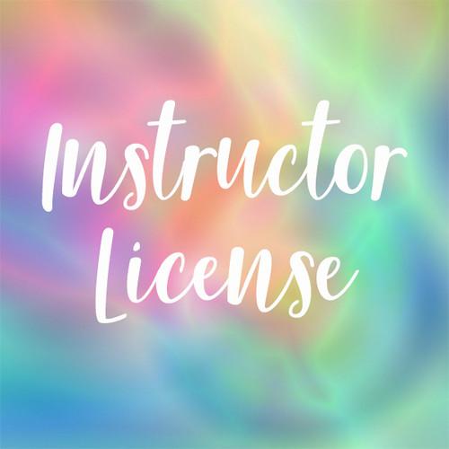 Instructor License