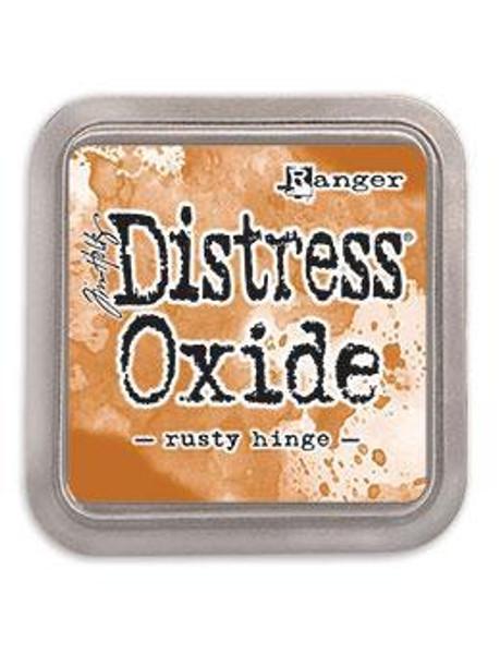 Tim Holtz Distress Oxide Ink Pad: Rusty Hinge