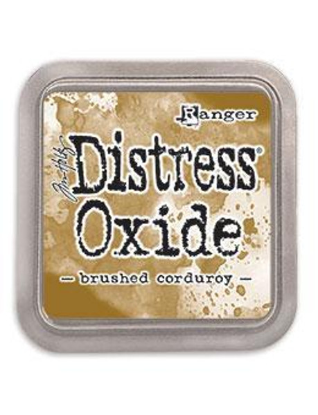 Tim Holtz Distress Oxide Ink Pad: Brushed Corduroy
