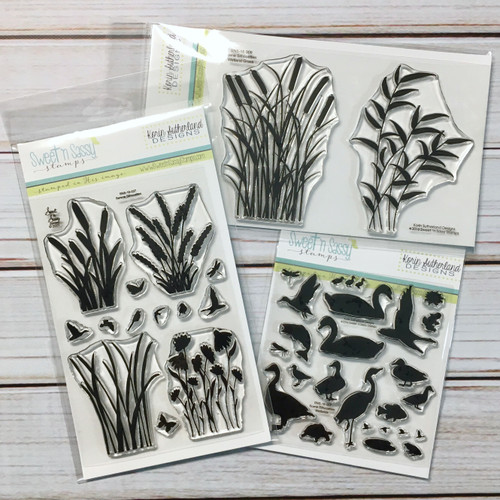 Wetlands Stamp Set Bundle